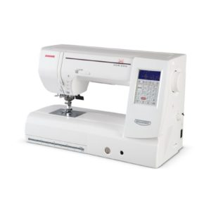 Macchina per cucire Janome Horizon Memory Craft MC 8200 QC