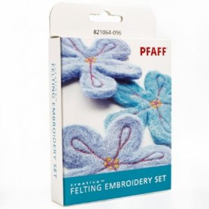 Kit accessori per feltro per Creative Pfaff