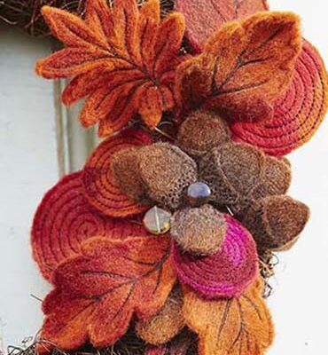 Felted Nature