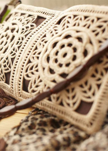 Quilting with Crochet