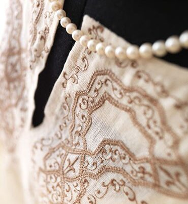 Delicate Embroideries