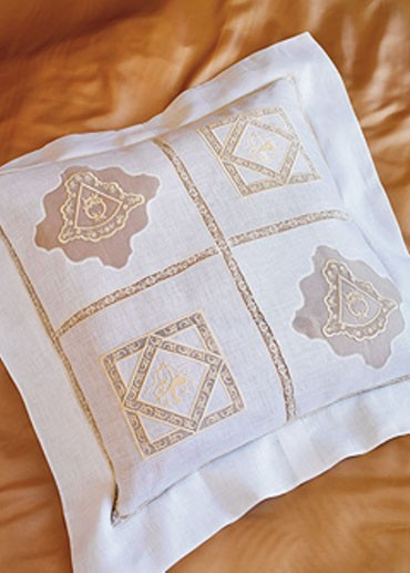 Heirloom Insertion Embroidery