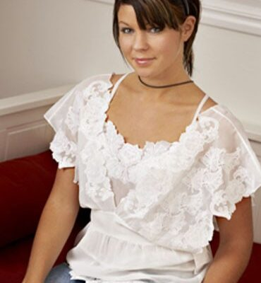 Lovely Lace on Tulle