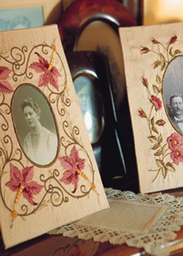 Flowers and Frames