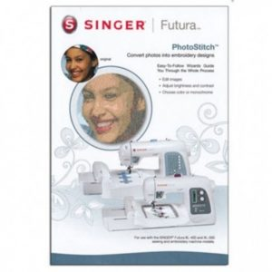 Software Singer - Photostitch per Futura XL400 e XL550