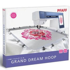 creative Grand Dream Hoop, Pfaff