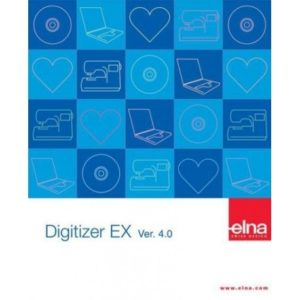 Software di ricamo ELNA V4